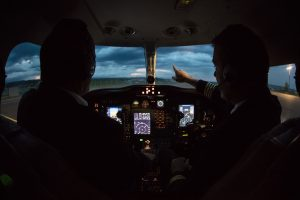 jetcockpit swiss aeropole